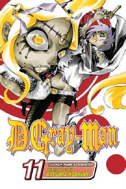 D.Gray-Man 11 (Paperback)