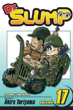 Dr. Slump 17 (Paperback)