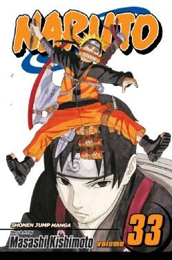 Naruto 33: The Secret Mission (Paperback)