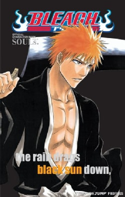 Bleach SOULs: Official Character Book (Paperback)