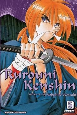 Rurouni Kenshin 5: The Time is Now VIZBIG Edition (Paperback)