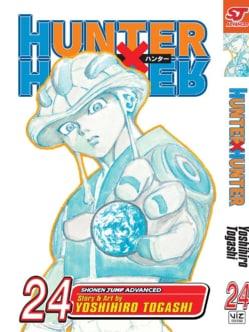 Hunter x Hunter 24 (Paperback)