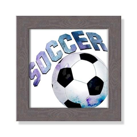 Soccer Girl 1