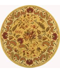 Safavieh Handmade Paradise Ivory Wool Rug (5'6 Round)
