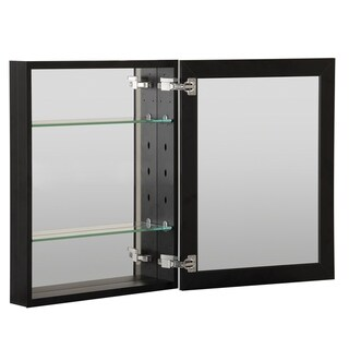 Recessed or Surface Frameless Medicine Cabinet