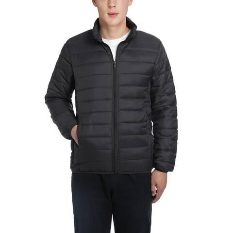 Men's Packable Down Coats Lightweight Puffer Jacket
