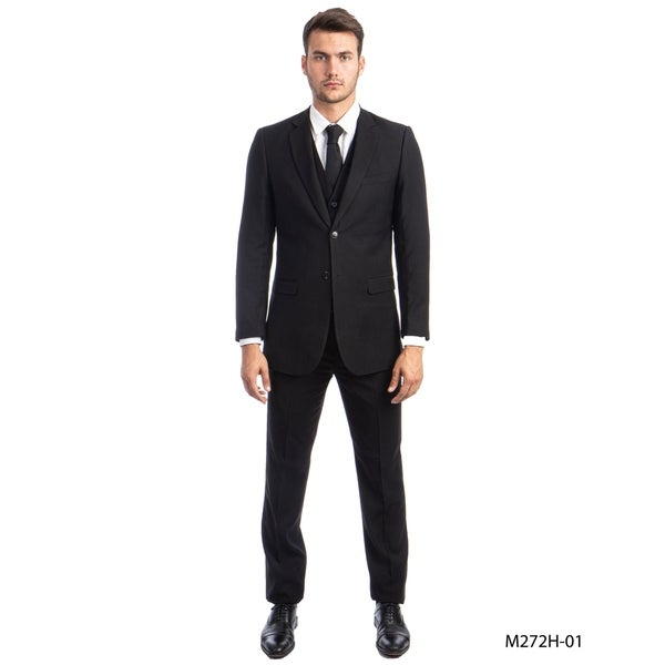 Black Suit For Men Formal Suits For All Occasions