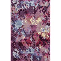 Buy Purple Abstract Area Rugs Online At Overstock Our Best Rugs Deals