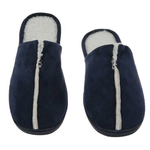 Sunday Morning Slip-On Memory Foam House Slippers