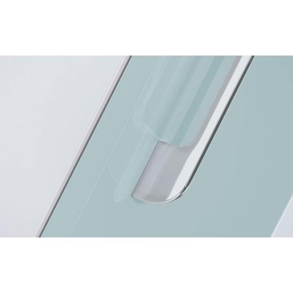 Turquoise Ceramic Door Knobs Cabinet Drawer Luxury Handle Set x24