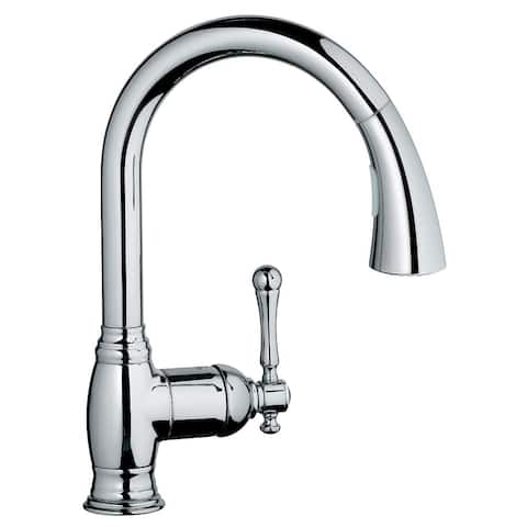 Grohe Bridgeford Single-Handle Kitchen Faucet