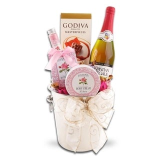 Link to Champagne Celebrations Similar Items in Gourmet Food Baskets