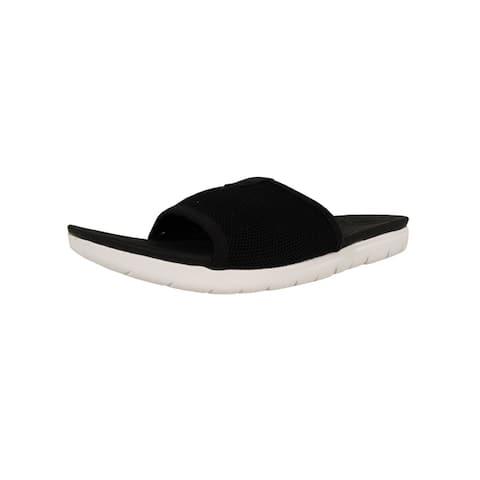 Fitflop Womens Uberknit Slide Sandal Shoes