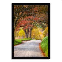 """""""Country Road I"""", Framed Photograph Print"""