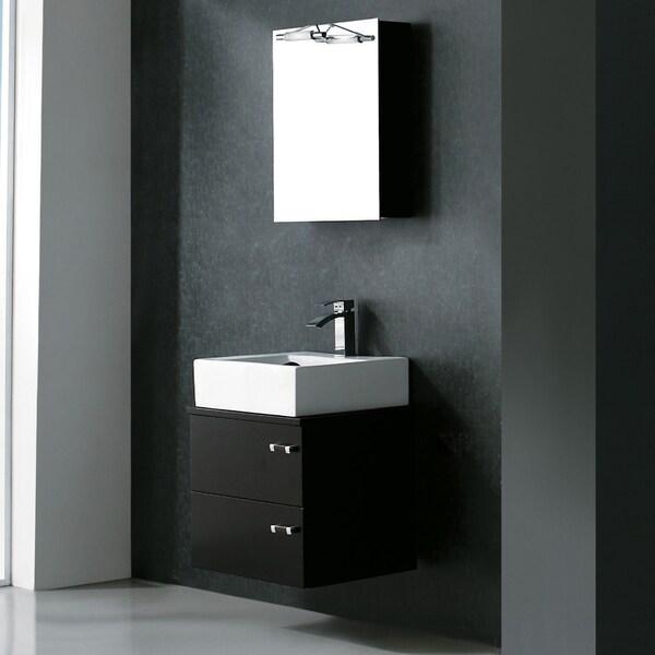 Vigo Calida Vanity Set with Medicine Cabinet