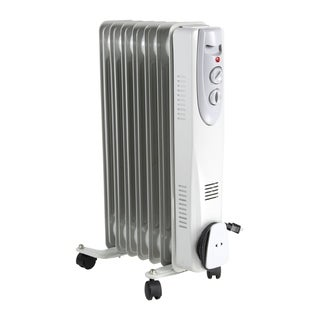 Comfort Zone CZ7007J2 Oil-Filled Electric Radiator Heater