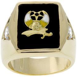Kate Bissett Goldtone Nautical-themed Enamel CZ Men's Ring https://ak1.ostkcdn.com/images/products/3032661/3/Kate-Bissett-Goldtone-Nautical-themed-Enamel-CZ-Mens-Ring-P11175646.jpg?impolicy=medium