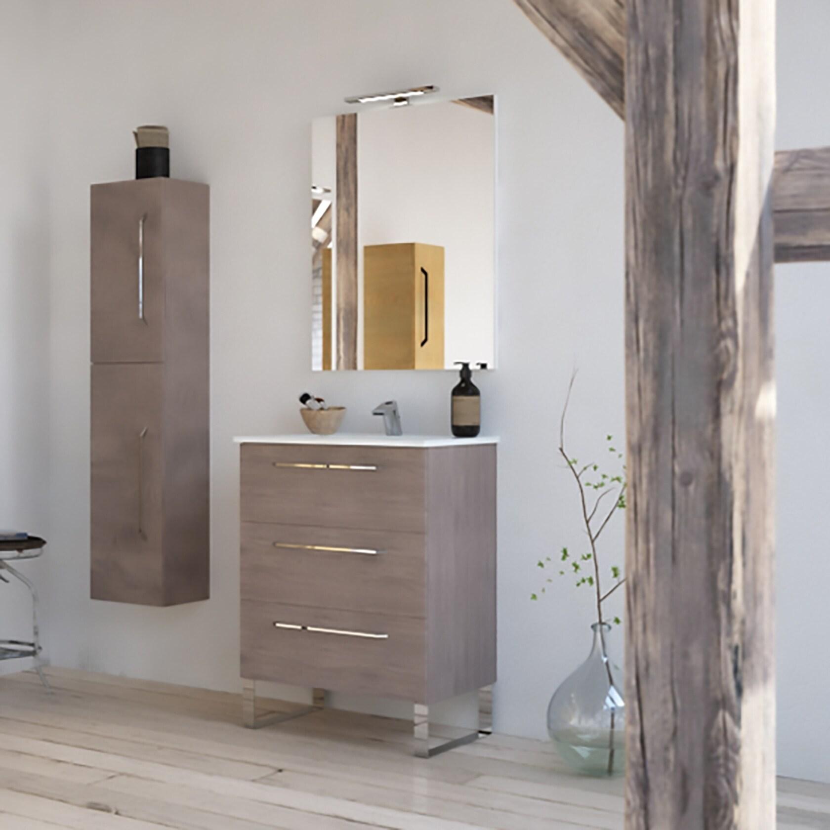 24 Modern Bathroom Vanity Set