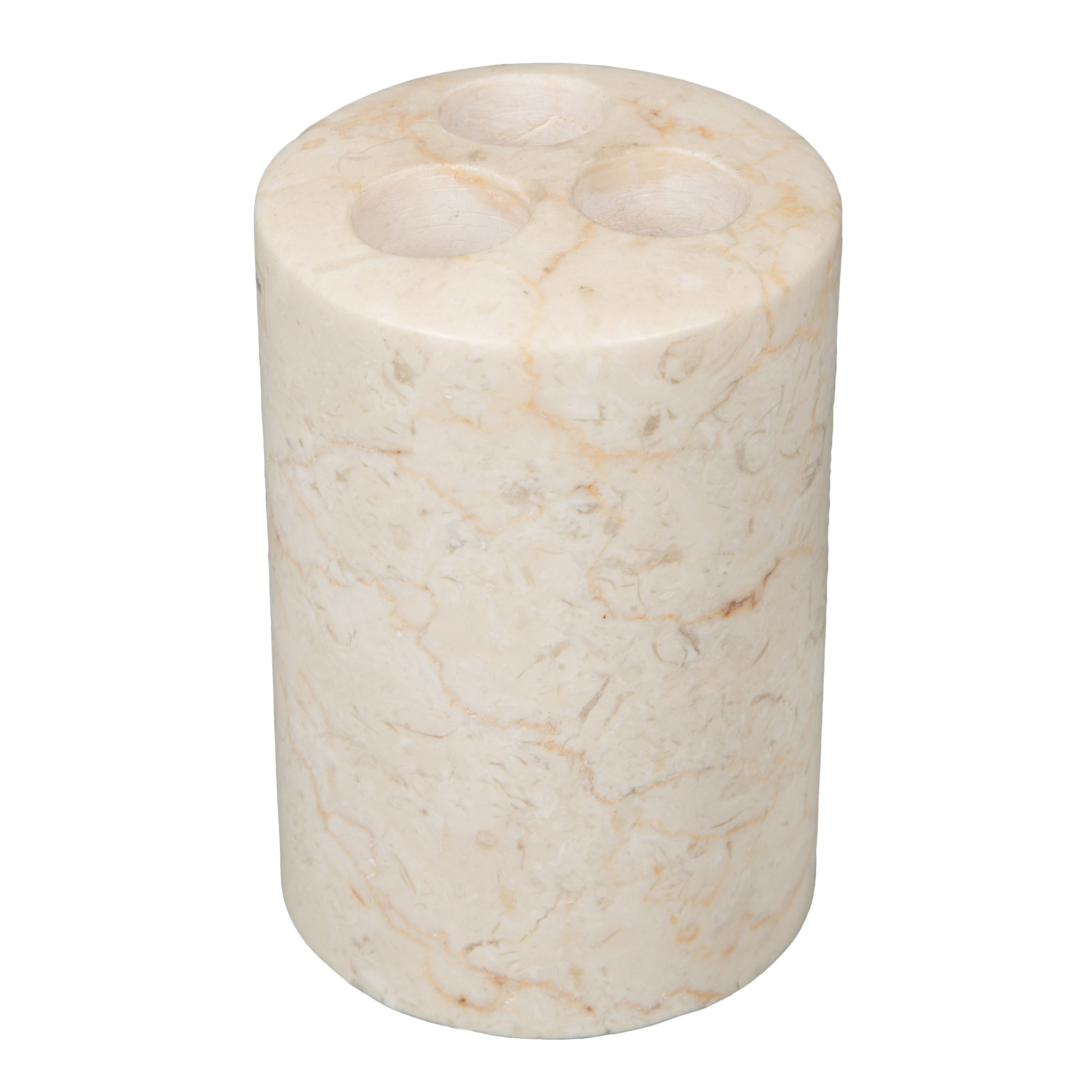 Creative Home Pedestal Marble Tumbler Champagne
