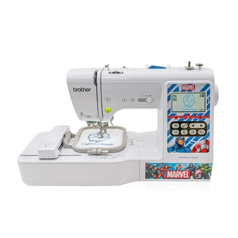 Brother Computerized Sewing & Embroidery Machine LB5000M