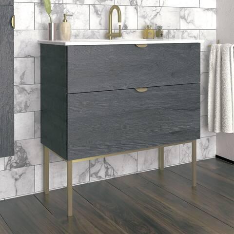 """32"""" Modern Bathroom Vanity"""