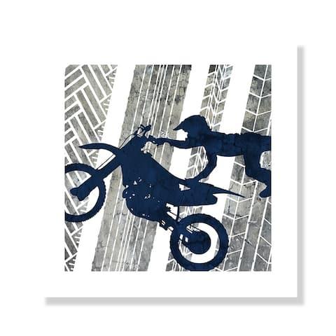 Motocross 2 - Blue
