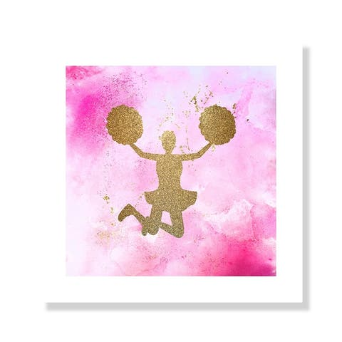 Cheer 1 - Pink