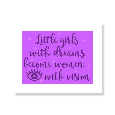 Girls With Vision 1 - Purple