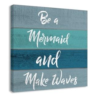 Be a Mermaid - Blue