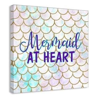 Mermaid at Heart - Purple