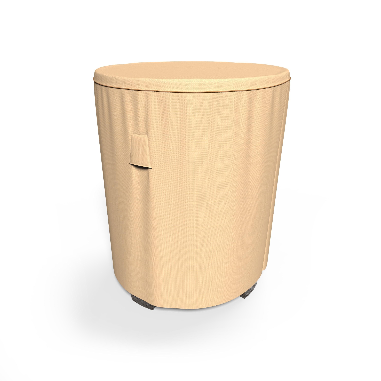 Budge Waterproof Outdoor Ac Cover Neverwet Savanna Tan Multiple Sizes Overstock 30332800