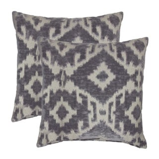 Olivia Quido Chill Luxury Chenille 22-inch Pillow 2-pack