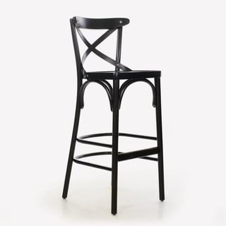 Link to Rochas Bentwood Bar Stool Similar Items in Dining Room & Bar Furniture