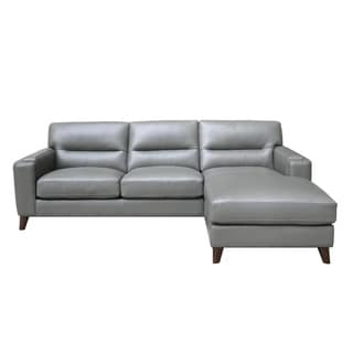 Link to Elldallin Genuine Leather Sectional Sofa Similar Items in Living Room Furniture