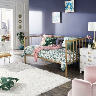 Link to Parkcrest Gold Finish Day Bed by iNSPIRE Q Bold Similar Items in Kids' & Toddler Furniture