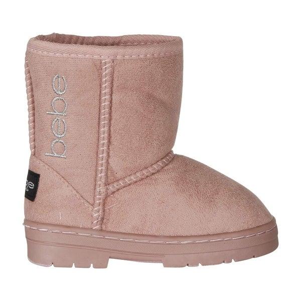bebe Toddler Girls Winter Boots Slip