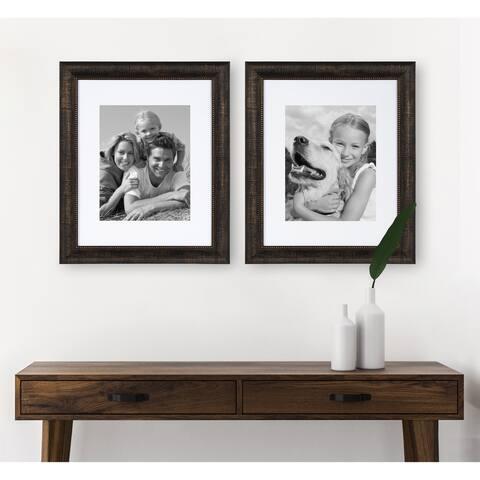 Kate and Laurel Aldridge Traditional Portrait Frame Set