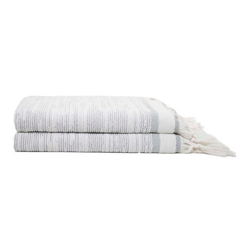 Maine Bath Sheet Towel Pack of 2