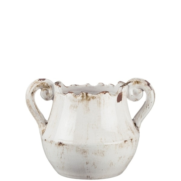 Pot with Handle Vase
