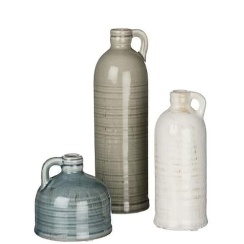 Jug Vase - Set of 3
