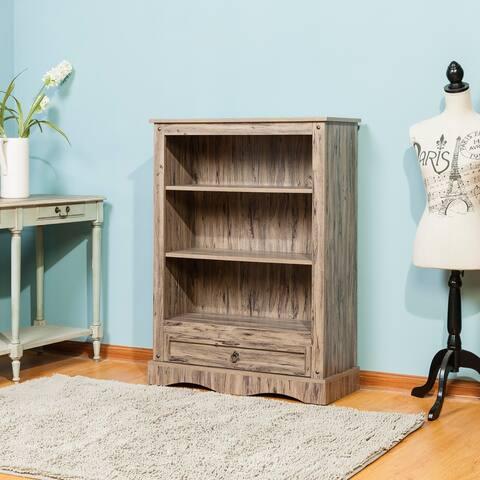 Copper Grove Lemseid 1-drawer/3-shelf Bookcase