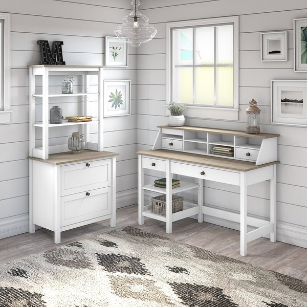 Shop The Gray Barn Orchid Gulch Computer Desk With Shelves