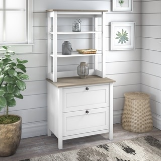 The Gray Barn Orchard Gulch Bookcase with Drawers