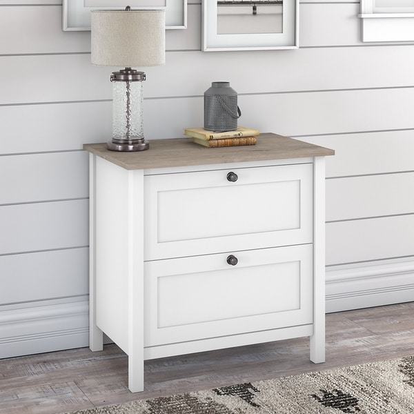 The Gray Barn Orchid Gluch 2-drawer Lateral File Cabinet