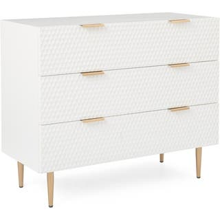 Adore Decor Jolie Tallboy Dresser