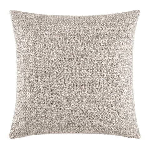 Kenneth Cole New York Marbled Knit Throw Pillow