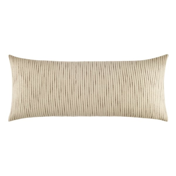 Kenneth Cole New York Chenille Lumbar Breakfast Pillow Cover