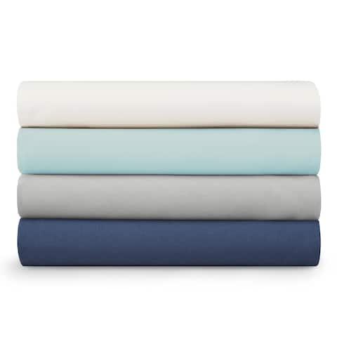 Nautica Regatta Sateen Cotton Luxury Bed Sheet Set