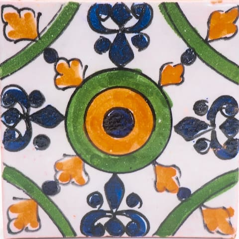Handmade Pattern Tile (Morocco)