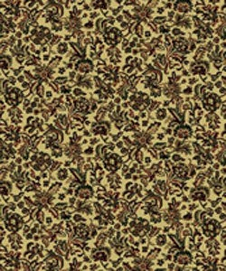 Admire Home Living Caroline Floral Ivory Rug Set (Set of 3) - Thumbnail 1